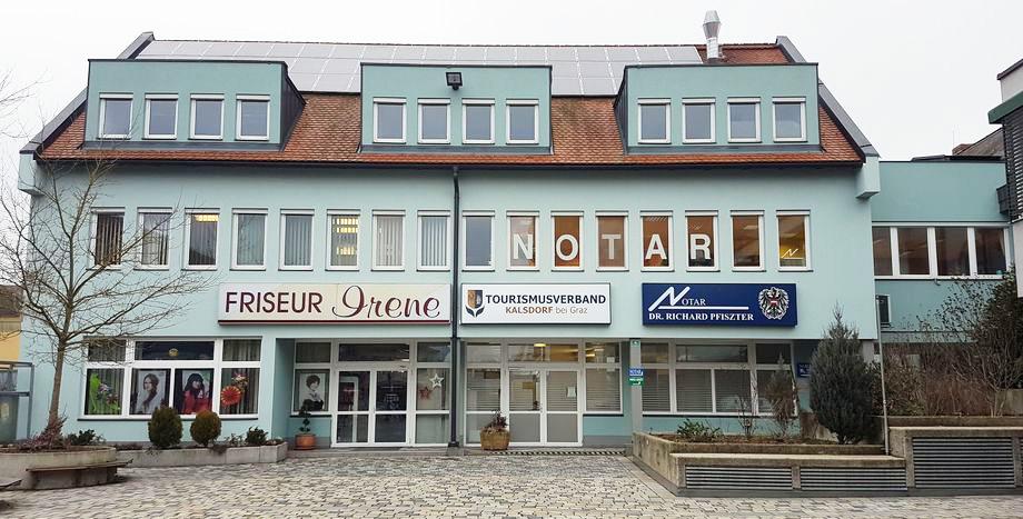 Notar Pfiszter in Kalsdorf